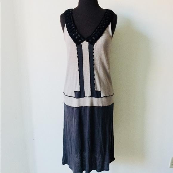 Anthropologie Dresses   Skirts - ❗️Kookai Grey Shift Dress b30c11187